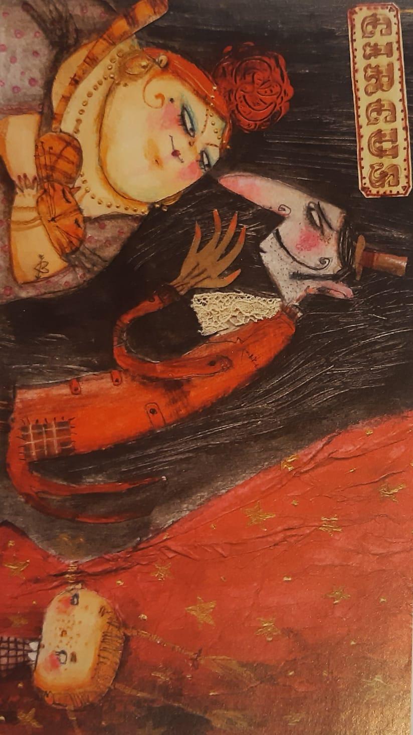 Agata di Honeypie illustrazione 2