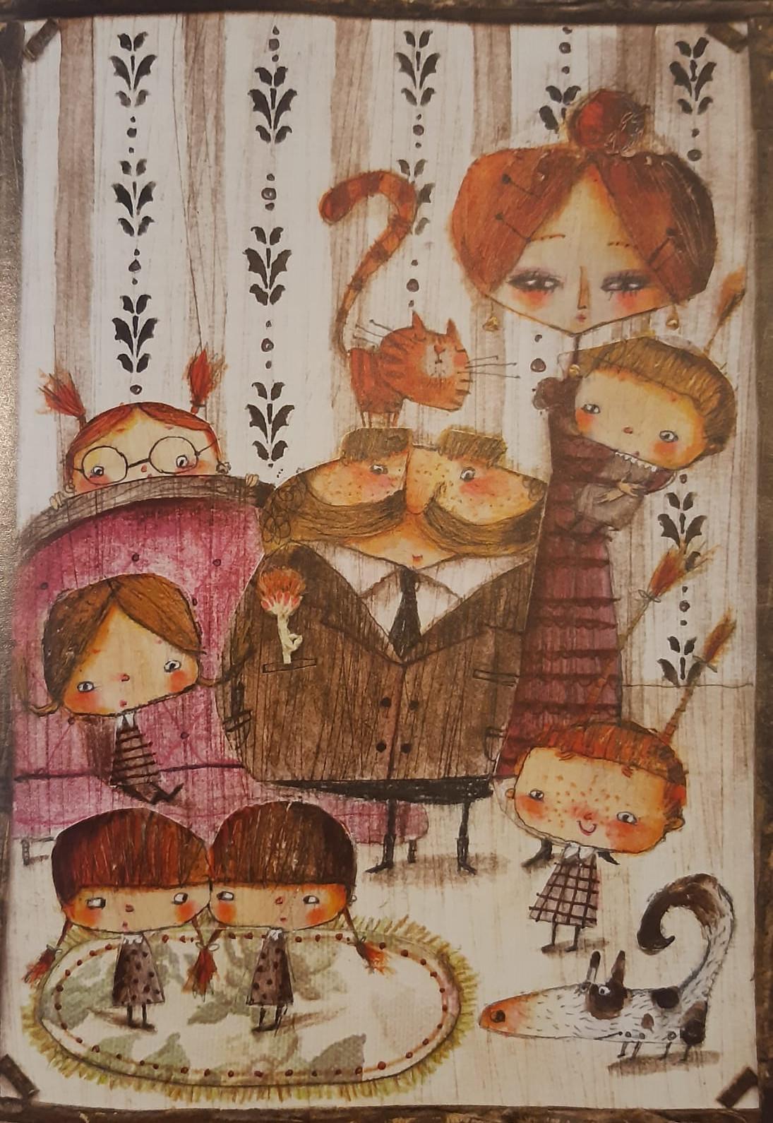 Agata di Honeypie illustrazione 4